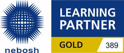 Nebosh Learning Gold Partner